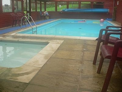 Photo for Holiday Home with heated swimming pool