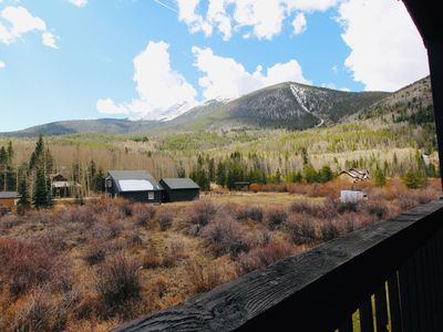 Photo for Cozy Condo in Gorgeous Mountain Setting. Outdoor Hot Tubs & Stunning Views 263B