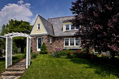 The Olde Stone Cottage in Lancaster County, Pennsylvania