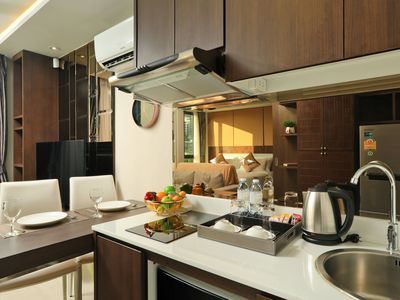 Photo for Luxurious stay in the stylish apartment Golden Aristo