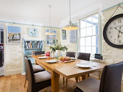 Photo for Port House sleeps up to 8 lucky guests and is located in the heart of Falmouth