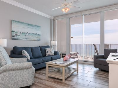 Photo for Relax and Unwind at Lighthouse #614: 2 BR/2 BA Condo in Gulf Shores Sleeps 8