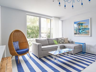 Photo for Sonder   Collins Ave   Vibrant 3BR + Outdoor Pool