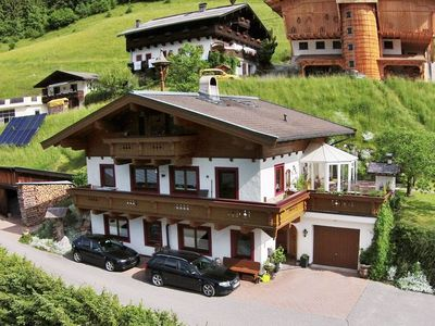 Photo for Spacious Apartment in Saalbach-Hinterglemm with Parking