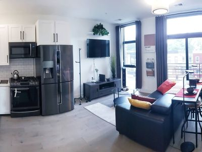 Photo for Cozy Smart Home Enabled Loft in heart of H Street