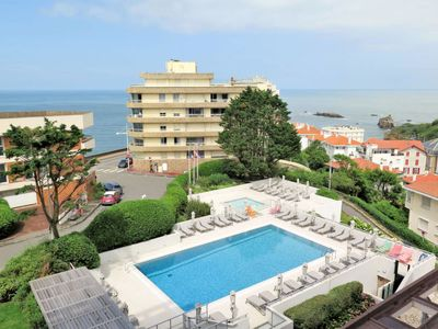Photo for Apartment Le Grand Large (BIA301) in Biarritz - 2 persons, 1 bedrooms