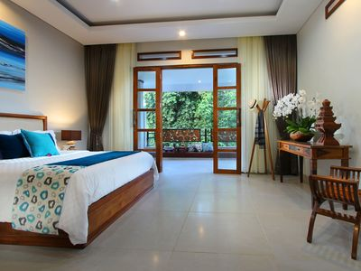 Photo for Little piece of Ubud Suite - 2 pax ( R )