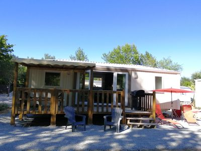 Photo for Air-conditioned mobile home 3 bedrooms