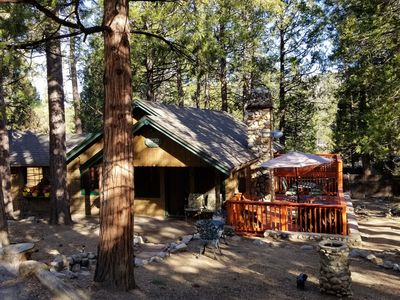 Photo for Mountain Cabin - Old Idyllwild Charm! Dog friendly.