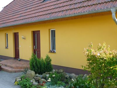 Photo for Comfortable attic flat next to a lake on Usedom