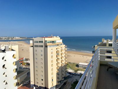 Photo for Magnificent and luxurious Penthouse with seaview, Airco and WIFI