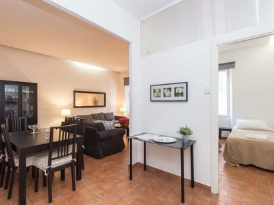 Photo for Apartment Corso Central in Roma: Centro Storico - 12 persons, 4 bedrooms