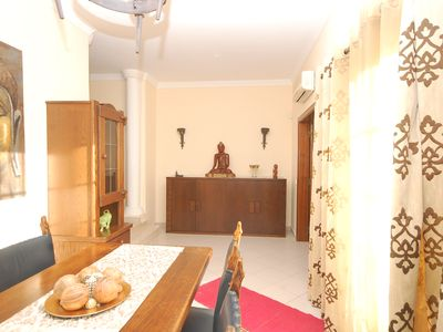 Photo for Villa with private pool and garden.Peaceful location. Perfect for families