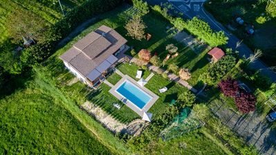 Photo for Whirlpool suites 5 minutes from Lake Bolsena