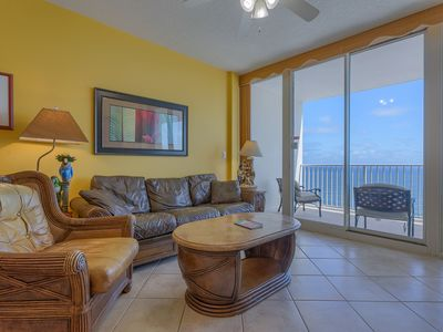 Photo for Lighthouse 1810 Gulf Shores Gulf Front Vacation Condo Rental - Meyer Vacation Rentals