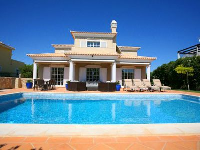Photo for Six bedroom Varandas do Lago villa with Games Room and Pool T119