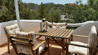 Photo for Authentic mediterranean cottage in magic Ibiza, welcome to La Divina Casita