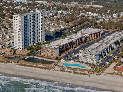 MYRTLE BEACH RESORT B245 (Close to indoor pool and water park)