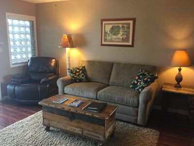 Photo for Cute and Cozy Coconut Coast Condo- AC, FREE WIFI and PARKING!