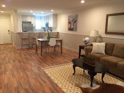 Photo for Central Renovated Townhome - 10 min from Downtown/Galleria/MedCenter/NRG stadium