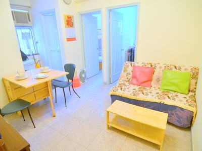 Photo for Ladies Market warm 2 Bdrm for 7 ppl