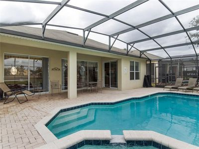 Photo for WINDSOR HILLS 4 Bedroom POOL HOME Just Steps from the Clubhouse!