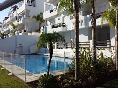 Photo for APARTMENT VALLE ROMANO - Next to the Golf Course