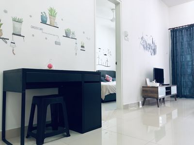 Photo for Cozysoho-Cyberjaya,fit 5 paxs,1 bedroom with parking