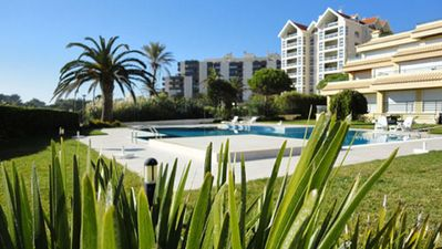 Photo for 1 Bedroom Apartment In Private Condo With Adult/Child Pools Cascais Sleeps 2/3
