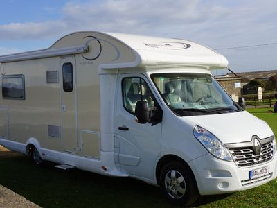 Photo for Freestyle eifel motorhome rental