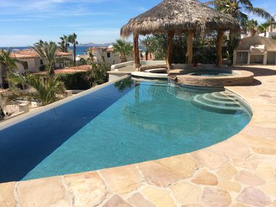 Photo for Mexican Villa, Sleeps 10,  Live the Cabo life! !