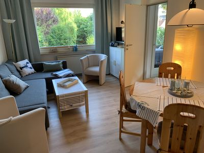 Photo for FeWo Holstenstern - exclusive 3 room apt. - near the beach and family friendly