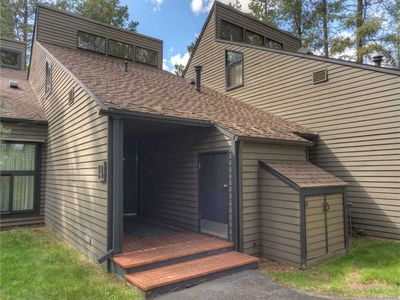 Photo for 14 Mountain View Lodge is a cute 2 story condo near Village Mall.
