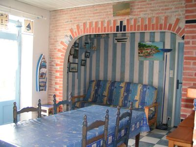 Photo for Authentic home of fishermen of Vendee, decorated in nautical style