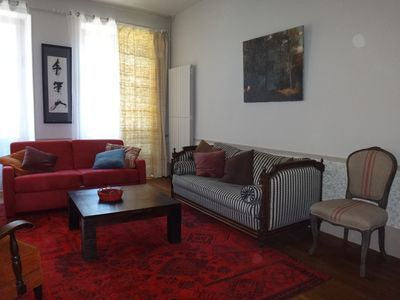 Photo for Charming cottage - historic district and edge of the Loire (4/5 people)