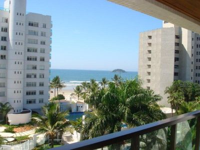 Photo for beautiful and comfortable apartment with veranda overlooking the sea, air-conditioned