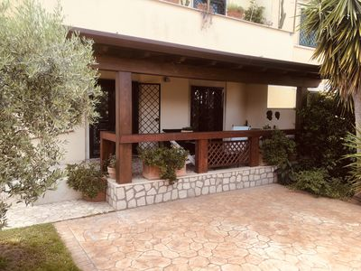Photo for Private cottage between Rome and the Sea