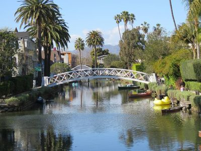 Photo for New renov (+ private yard) Bungalow; Venice Canals and Ocean!