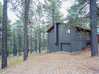 Photo for Treehouse Reatreat W/ Every Bell & Whistle/ Hot Tub/4BR/4tv`s W/Tivo