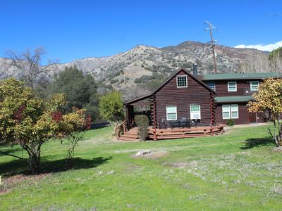 Photo For 3BR Cabin Vacation Rental In Three Rivers, California