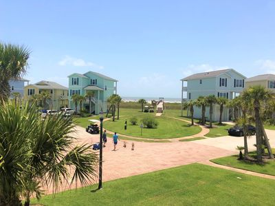 Directly Across from Beach Walkover!