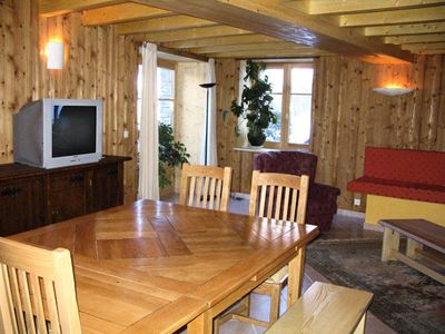 Photo for Chalet les Copains **** - 6 room chalet 12 people