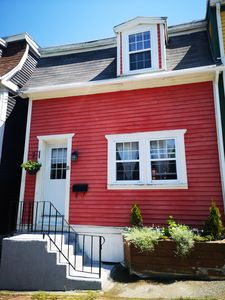 Photo for St. John's Modern and Charming Jelly Bean Row House