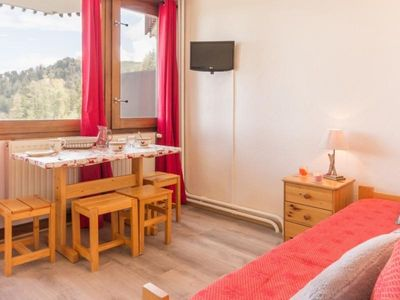Photo for Apartment La Plagne, studio flat, 2 persons