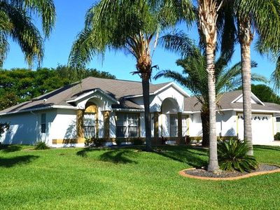 Photo for Luxury villa - Superb location - Fantastic facilities - Near to Disney World