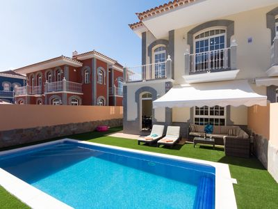 Photo for New build 3 Bedroom 2 bathroom Villa. Private Heated Pool. Fanabe.