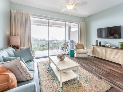 Photo for 30A☀️Near Beach-3 Pools☀️Inspected & Disinfected☀️1BR+Bks-Gulf Place Getaway