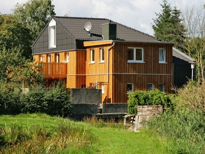 Photo for 4 star apartment M2 in the watermill with pool and sauna