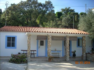Photo for COUNTRY HOUSE WITH SWIMMING POOL, IN A QUIET LOCATION 15 MINUTES FROM THE BEACH