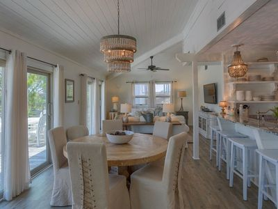Photo for At Last, 3BR/2BA Timeless Beauty w/ Easy Beach Access & Clubhouse w/ Pool!